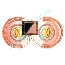 Кулер для видеокарты Thermaltake DuOrb CL-G0102 с тепловыми трубками (медный) - Климовск