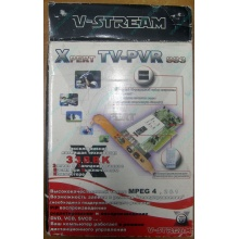 Внутренний TV-tuner Kworld Xpert TV-PVR 883 (V-Stream VS-LTV883RF) PCI (Климовск)
