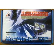 Кулер для видео-карты GlacialTech NorthPole 1000 (Климовск)
