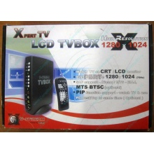 Внешний TV tuner KWorld V-Stream Xpert TV LCD TV BOX VS-TV1531R (без БП!) - Климовск