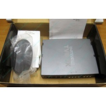 НЕКОМПЛЕКТНЫЙ внешний TV tuner KWorld V-Stream Xpert TV LCD TV BOX VS-TV1531R (без пульта ДУ и проводов) - Климовск