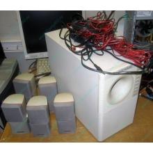 Компьютерная акустика Microlab 5.1 X4 (210 ватт) в Климовске, акустическая система для компьютера Microlab 5.1 X4 (Климовск)
