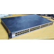 Управляемый коммутатор D-link DES-1210-52 48 port 10/100Mbit + 4 port 1Gbit + 2 port SFP металлический корпус (Климовск)