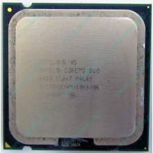 Процессор Intel Core 2 Duo E6420 (2x2.13GHz /4Mb /1066MHz) SLA4T socket 775 (Климовск)
