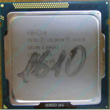 Процессор Intel Celeron G1610 (2x2.6GHz /L3 2048kb) SR10K s.1155 (Климовск)