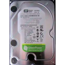 Б/У жёсткий диск 1Tb Western Digital WD10EVVS Green (WD AV-GP 1000 GB) 5400 rpm SATA (Климовск)