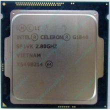 Процессор Intel Celeron G1840 (2x2.8GHz /L3 2048kb) SR1VK s.1150 (Климовск)
