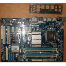 Материнская плата Gigabyte GA-EP45T-UD3LR rev 1.3 Б/У (Климовск)