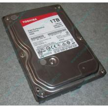 Дефектный жесткий диск 1Tb Toshiba HDWD110 P300 Rev ARA AA32/8J0 HDWD110UZSVA (Климовск)